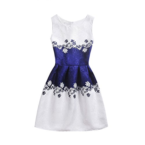6 Years - 12 Years Girls Wedding Princess Flower Dress