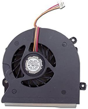 Looleking CPU Cooling Fan for Toshiba Satellite A505 A505D L510 L515 L500 L500D L505 L505D V000170240 UDQFRZP01C1N