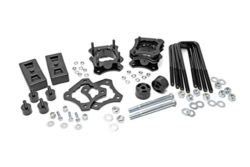 "Rough Country 3"" Lift Leveling Kit (fits) 2007-2020 Tundra 