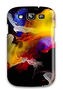 Brand New S3 Defender Case For Galaxy (abstract Painting )