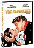Movie DVD - The Rainmaker (Region code : all) (Korea Edition)