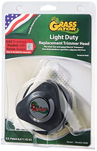 Grass Gator 3600 Weed I Light Duty Bladed Replacement Trimmer Head
