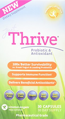Just Thrive Probiotic Antioxidant Survivability product image