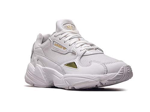 Blanc Pour Sneaker 36 Falcon Ee8838 Adidas or Femme z8p5awxqx