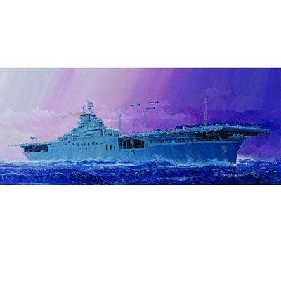 Uss Essex Class - Trumpeter 05728 1/700 U.S.S. Essex CV-9 Aircraft Carrier