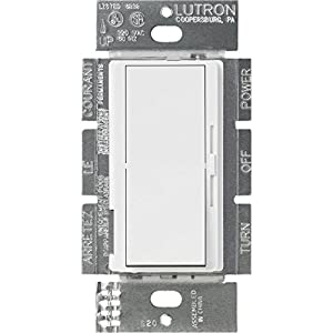 41wpftylGIL._SY300_ lutron dvstv wh diva 8 amp 3 way single pole 0 10v dimmer, no lutron dvstv wh wiring diagram at gsmportal.co