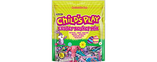 Tootsie Roll Childs Play Easter Standup Bag - 32oz