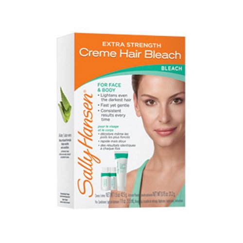 Sally Hansen Extra Strength Creme Hair Bleach, 1 kit (Pack of 12)