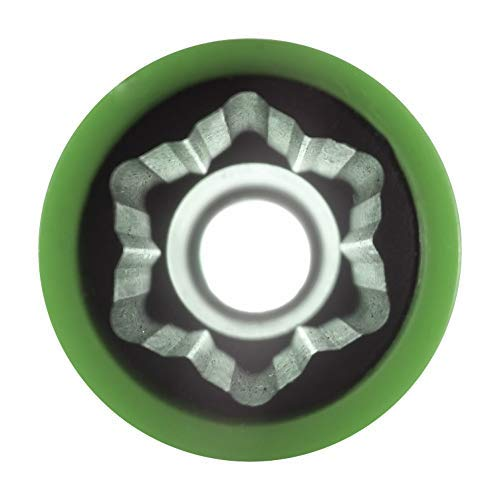 Flower Head Lug Nuts ATLIN Protective Lug Nut Socket for Mercedes Vehicles with 17mm Convex
