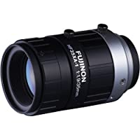 Fujinon HF35XA-1 2/3 35mm F1.9 Manual Iris C-Mount Lens, 3 Megapixel Rated
