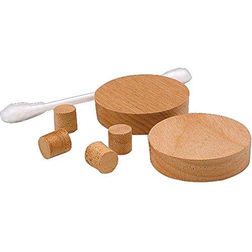 Oak Hinge Hole Kit (Hinge Hole Repair Kit compare prices)