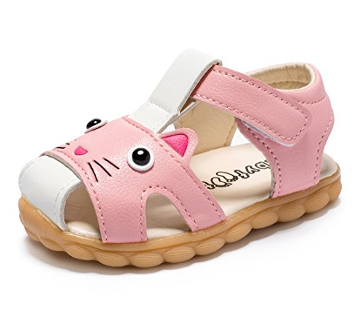 HLM Baby Walking Shoes for Girl Boys Infant Toddlers Size 6-12 12-18 4.5 5.5 Months