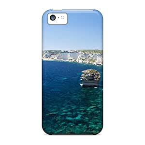 Perfect Gorgeous View Of Corsica Case Cover Skin For Iphone 5c Phone Case