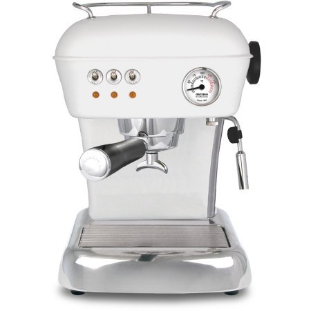 Ascaso Dream UP V3 Espresso Machine - Cloud White