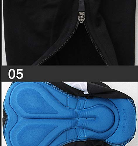 b Uomo Lunga Pantaloni Abbigliamento Tuta Antivento Calda Funzione Bicicletta Da xxl Ciclismo Manica Suit Lijianguo wOaPAqaX