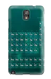 Day Life Galaxy Note 3 Hybrid Tpu Case Cover Silicon Bumper Table Periodic