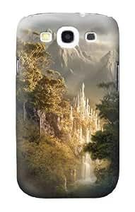 S0408 Fantasy Art Case Cover for Samsung Galaxy S3
