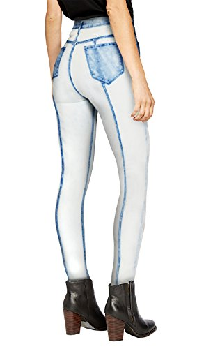 Women's Butt Lift V3 Super Comfy Stretch Denim Jeans P43238SK Ice 13 Bum Bum Trousers