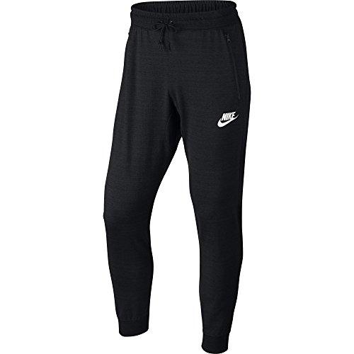 Men's Nike Sportswear Advance 15 Joggers Black/Heather/White Small