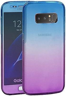Amazon.com: AMASELL - Carcasa para Samsung Galaxy Note 8 ...