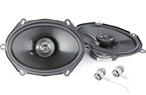"""JBL Stage 8602 360W Max (120W RMS) 6"""" x 8"""" 4 ohms Stage Series 2-Way Coaxial Car Audio Speakers"""