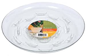 Plastec SS012  Super Saucer For Planters, 12-Inch