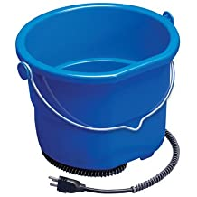 Heated Flatback Bucket by Allied Precision Industries