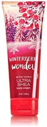 Bath & Body Works Ultra Shea Cream Winterberry Wonder