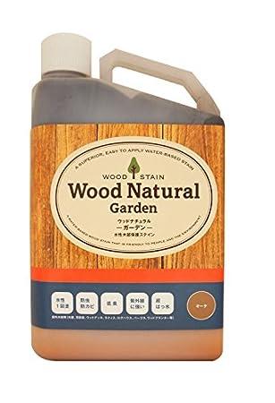ウッドナチュラル ~ガーデン~ オーク 0.7kg <ラティスやウッドデッキに最適サイズ>
