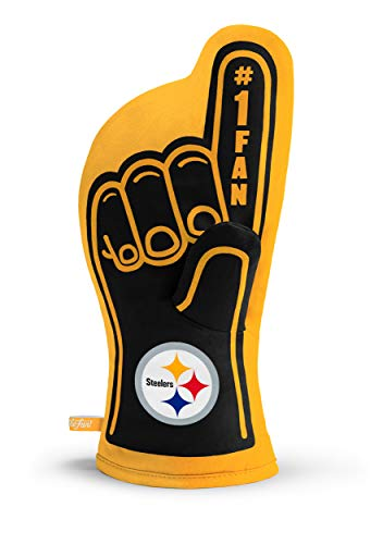- NFL Pittsburgh Steelers #1 Oven Mitt