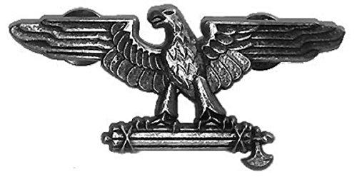 Roman Eagle/Rome SPQR Standard/WW2 Italian Pin/Broach (Nazi Lapel Pin)