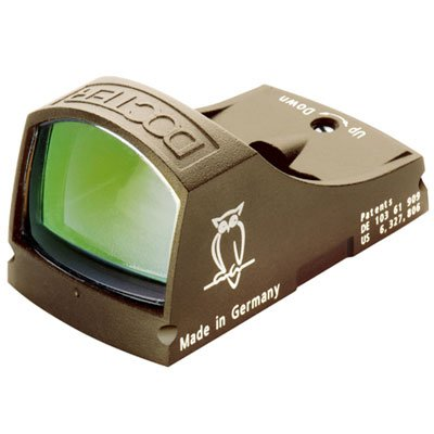 Docter Optic Sight C FDE 7 MOA 55747 by Docter Optic