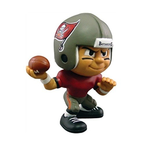 (Football Fanatics NFL Tampa Bay Buccaneers Lil' Teammates Quarterback Figurine)