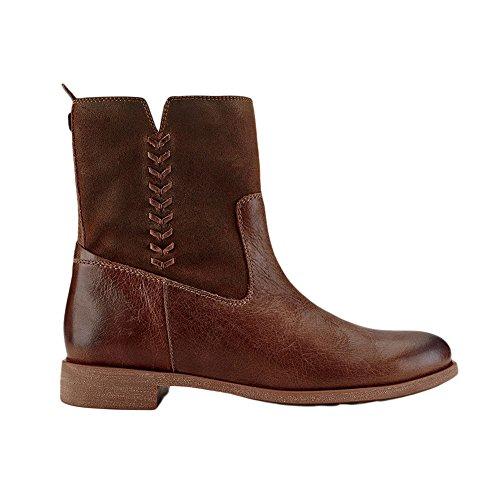 Olukai Kaupili Kort Boot - Womens Rom / Senap