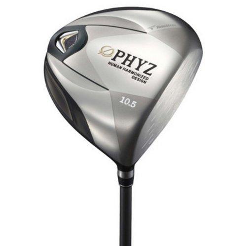 【レフティー】ブリヂストン ゴルフ ツアーステージ ファイズ PHYZ ドライバー PZ-501W カーボンシャフト 10.5度/R B004VQ8U8S