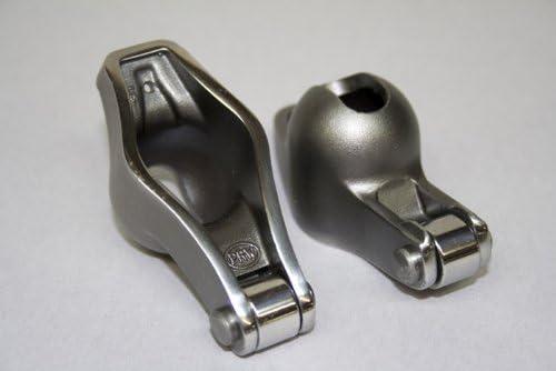 PRW 0835016 1.52//1.6 x 3//8 Sportsman Steel Roller Tip Self-Aligning Rocker Arm for Chevy 262-400 1987-00 Vortec