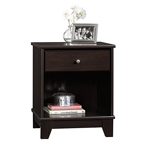 Sauder Office Furniture Camarin Side Table, Jamocha Wood ...