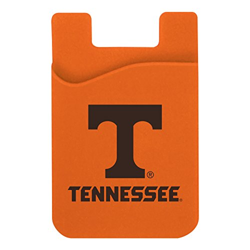 (Neil Varsity Tennessee Volunteers Cell Phone Card Holder- black on orange)