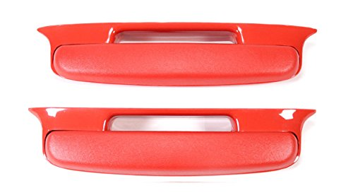 Mutton Hollow Chevys 57 Chevy Bel Air Armrest Red Pair