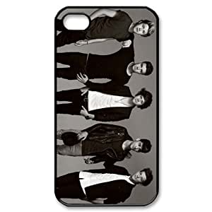 Customize One Direction Zayn Malik Liam Payn Niall Horan Louis Tomlinson Harry Styles Case for iphone4 4S JN4S-1781