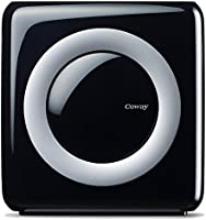 Coway 111804 AP-1512HH Mighty Air Purifier with True HEPA and Eco Mode, Black