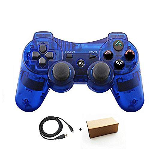ps3 blue controller - 6