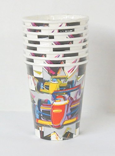 Car Racing Party Cups (8)