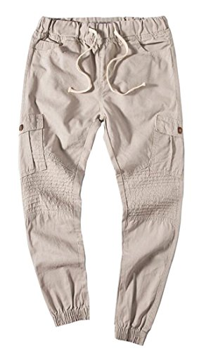 Ruched Cargos - 5