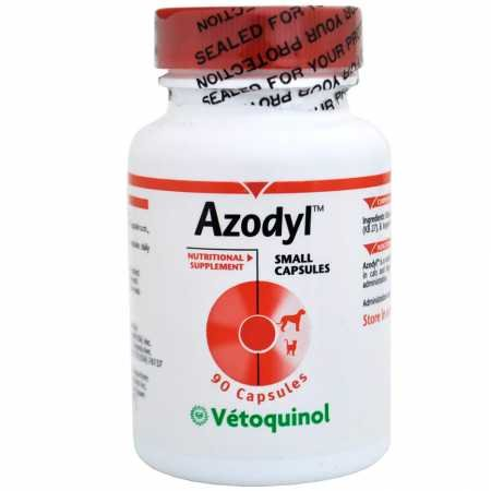 Vetoquinol 425856 Azodyl small caps,