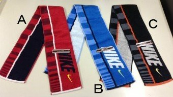 Nike 13s03 Toalla Silenciador