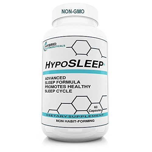 HypoSleep Sleeping Habit Forming Rejuvenated Refreshed product image
