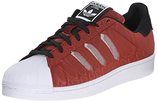 adidas Originals Men's Superstar CTMX Shoes Cburgu,ftwwht,cblack
