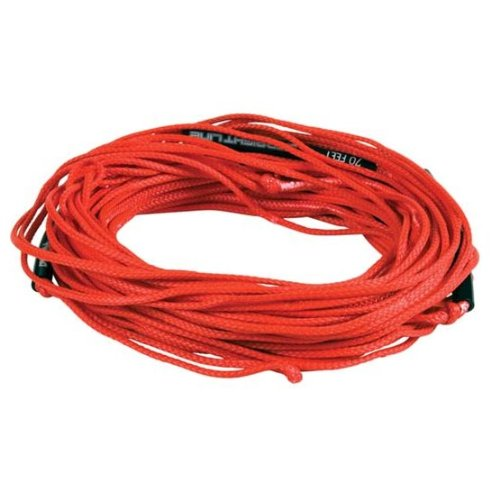 Straightline Dyneema Line Red - Wakeboardhantel/Wakeboardleine/Wasserskileine
