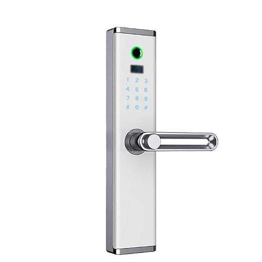 Cerradura de la puerta cerradura de la puerta inteligente ...
